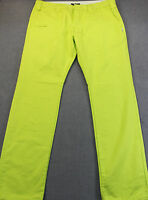 TRUKFIT Mens Sharp Green 100% Cotton Cargo Pants  NWT  32 38 40 42 x 34