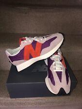 New Balance 327 Purple/Grey/Orange - size? Exclusive UK10