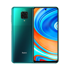 "Xiaomi Redmi Note 9 PRO Dual Sim 128GB+6GB RAM LTE 6.67"" Tropical Green Global"