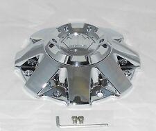 New Mayhem Chrome Wheel Rim Center Cap C806802 1cap Twg C108010c C108010c01 Twg