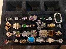 Nice Lots Custom Fashion Jewelry Lots 28 Rings Great Deal