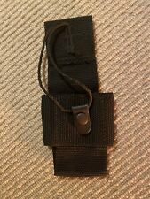 """Ex Police Radio Pouch for 2"""" Kit Belt. Used. 1172."""