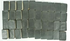 Collection of 40 Miniature Shakespeare Volume Books Allied Newspapers Ltd.
