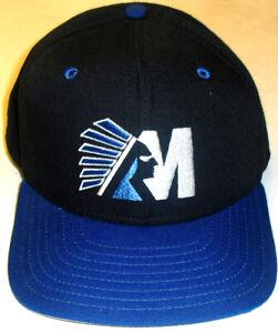 Memphis Chicks Minor League Baseball 90s New Era Pro Model Snapback hat Rare