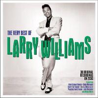 LARRY WILLIAMS - VERY BEST OF 2 CD NEU