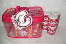 HELLO KITTY LOT OF (7) ITEMS 6 SERIES 1 FASHEMS & 1 HELLO KITTY 40TH BAG AUCTION