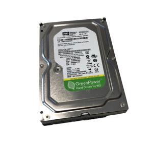 "Western Degital Festplatte 3,5"" HDD 500GB WD Interne Hard-drive SATA TOP"