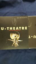 U - THEATRE. THE SOUND OF OCEAN. 2000-2002 WORLD TOUR. BOX 2 CD