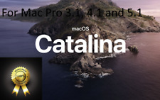 bootable CATALINA for Mac Pro 3.1 or 4.1 ,5.1 , IMAC MacBook,...
