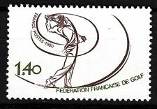FRANCE TIMBRE NEUF  N° 2105 ** FEDERATION FRANCAISE DE GOLF