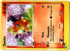 PROMO POKEMON NINTENDO N° 008 TORCHIC HOLO REVERSE INV Mint Condition