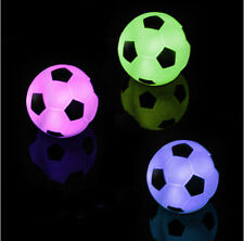 Hot Romantic Football Good Gift Colorful Lamp 2016 Night Lights Gradient