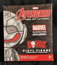 Brand New DORBZ AVENGERS AGE OF ULTRON Marvel Collector Corps Exclusive Unopened