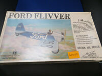 FORD FLIVVER WILLIAMS BROTHERS SCALA 1:48
