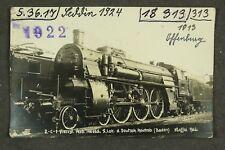 Dampflok 18 313 - Deutsche Reichsbahn   / AK 24