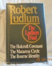 Robert Ludlum - THE LUDLUM TRIAD - 1st thus