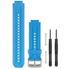 Garmin Forerunner 25 Ricambio Blu Grandi FACE Watch Band Strap 010-11251-67