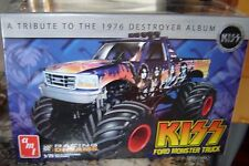 AMT 787 Kiss Ford Monster Truck Model Kit FACTORY SEALED