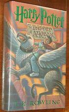 Harry Potter and the Prisoner of Azkaban - J.K. Rowling 1st/4th HC/DJ FINE!