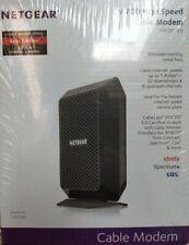 NETGEAR CM700 (32x8) DOCSIS 3.0 Gigabit High-speed Cable Modem. Up to 1.4Gbps