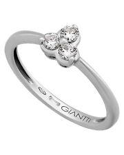 Giantti by Stefan Hafner 18k White Gold Diamond Ring Size 7 V10026;431