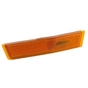 OEM NEW Front Bumper Driver Side Marker Light Orange Reflector 07-10 Lincoln MKX
