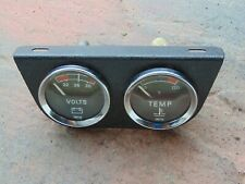 Smiths Battery & Temperature Gauges Classic Ford D Leyland Bedford TK Commer