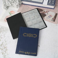 Russisches Münzenalbum 10 Seiten 120 Einheiten Münzsammlung BuchschutzalbumYE