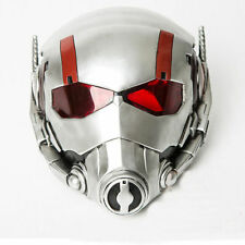 New Sliver Ant-Man Ant Man Scott Lang Paul Mask Cosplay 1:1 Helmet Birthday Gift