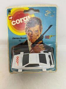Corgi James Bond #60 Lotus Esprit Roger Moore - NEW in pack