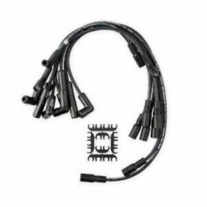 Accel Prestolite 9044CK Spark Plug Wire Set, Extreme 9000 Black Ceramic Boot NEW