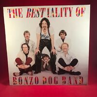 Bestiality Of The Bonzo Dog Band 1990 UK EMI  Vinyl LP EXCELLENT CONDITION best