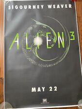 Alien 3 Original Movie Poster - 6x4ft