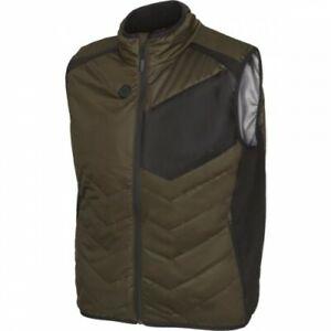 Heated Vest Harkila Heat Waistcoat Willow Green Black Warm Hunting Outdoor New