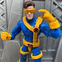"""Marvel Legends Hasbro Warlock BAF Series X-Men Jim Lee Cyclops 6"""" Action Figure"""