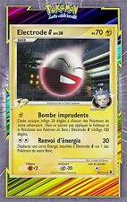 Electrode G - Platine 02: Rivaux Emergeants-39/111-Carte Pokemon Neuve Française