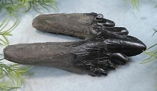 NICE 4 1/4'' LONG ARCHAEOCETE WHALE TOOTH REPLICA  FOSSIL MAMMAL