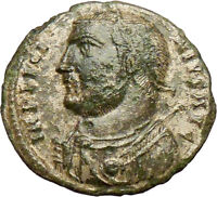 LICINIUS I Enemy of Constantine the Great  Ancient Roman Coin Zeus Cult  i29300