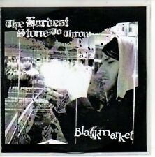 (AL796) London Blackmarket, The Hardest Stone to- DJ CD