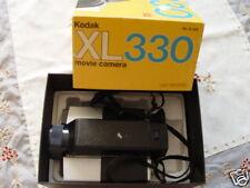 Vintage Kodak XL 330 Movie Camera With Case ORGINAL