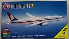 Airfix Boeing 777  1:300 Twin Engine Jet Liner