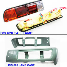 DATSUN 620 PICKUP TRUCK 1 SET TAIL LIGHTS LAMP CASE  PAIR LH RH NEW