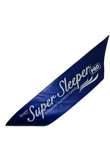 Super Sleeper Pro KING MATRESS TOPPER PU ONLY As Seen On Tv 📺 Reduced