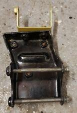CLASSIC MINI MANUAL ENGINE & RADIATOR MOUNTING BRACKET WITH BOLTS 998 & 1275CC