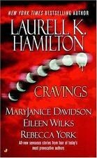 Cravings Eileen Wilks Laurell K Hamilton Rebecca York Mary Janice David paperbac