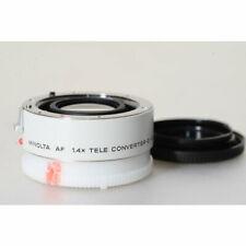 Minolta AF-Telekonverter 1,4x APO II - APO Converter - Konverter 1.4x