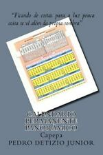Calendario Permanente Panoramico : Capepa by Pedro Junior (2014, Paperback)