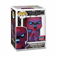 Venom - Venomized Magneto NYCC 2020 US Exclusive #683 Pop! Vinyl