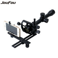 Metal Mount  Telescope Spotting Scope Phone Camera Bracket Adapter