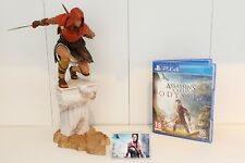 ASSASSINS CREED ODYSSEY KASSANDRA DISPLAY  PLASTIC LOGO WITH SUPPORT STAND